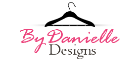 By Danielle Designs, Logo